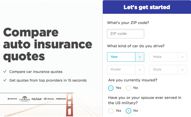 Multi Car Insurance Companies