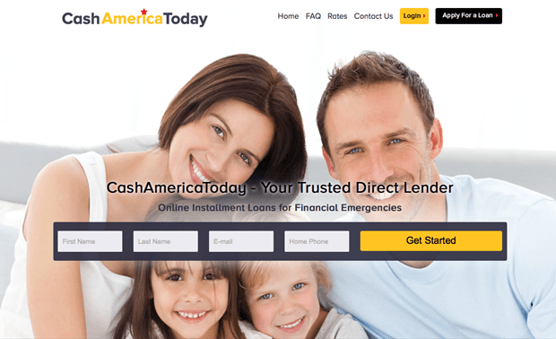 No Credit Check Payday Loans by Cash America Today