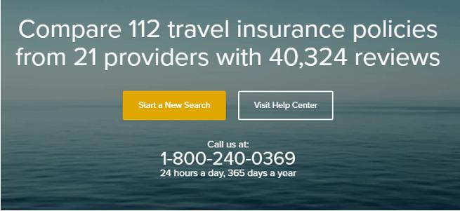 Over 65 Travel Insurance