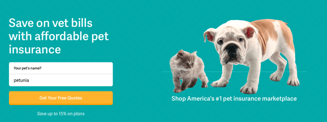 Pet Health Insurance Cost