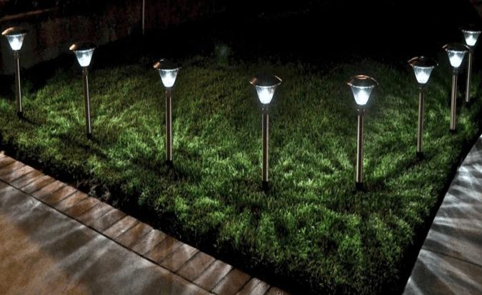 Solar Garden Lights - Top 6 Best Solar-Powered Garden Lights Solar Lights For Garden