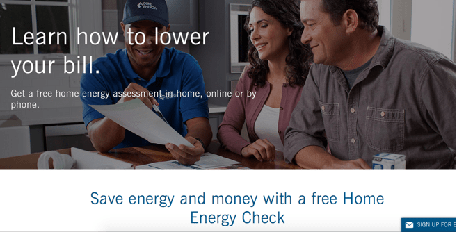 Duke Energy - gas suppliers