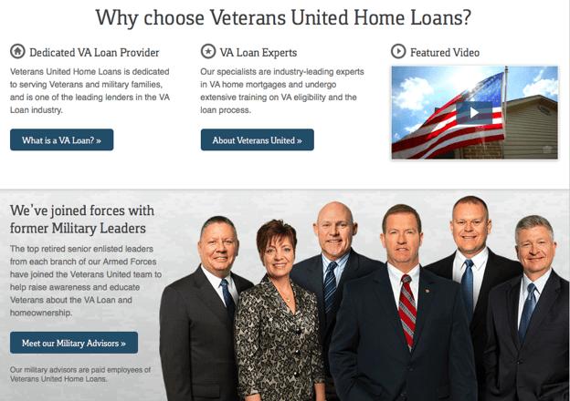 VA-Approved Lenders