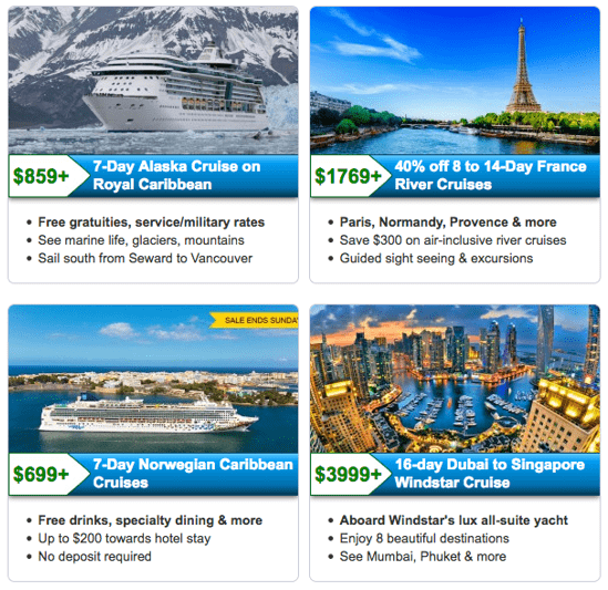 Best Cruising Deals