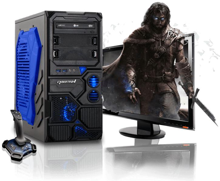 Best Gaming Computers - CybertronPC Borg-Q TGM4213A