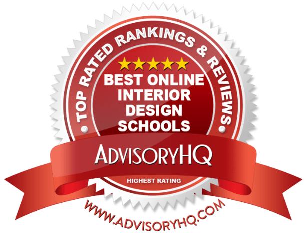 Top 6 best online interior design schools 2017 ranking for Interior design schools online