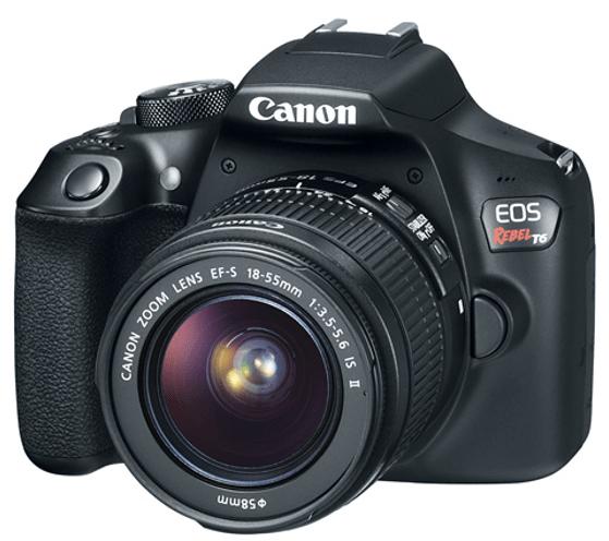 Canon Camera Models