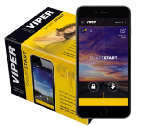 Viper SmartStart VSS5X10 car security devices