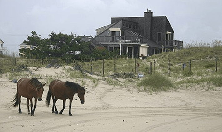 Charming Private Oceanfront Home in Outer Banks, NC - cheap vacation rentals