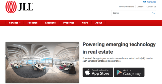 JLL® - commercial real estate listings