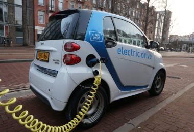 Electric Car Companies