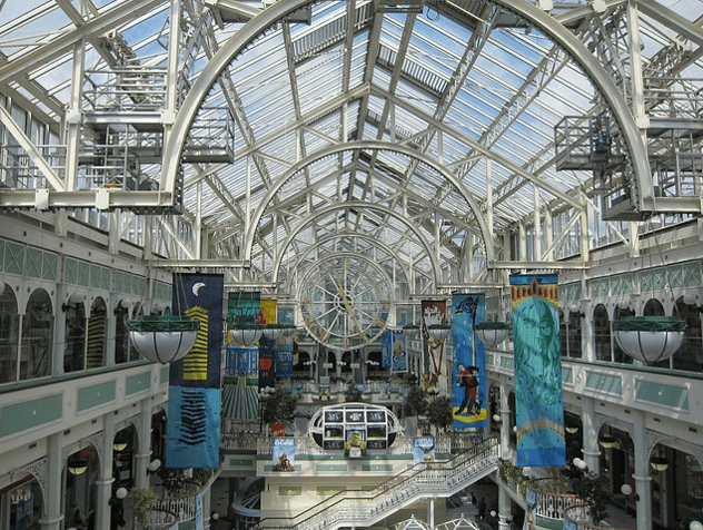 Largest Malls In The World