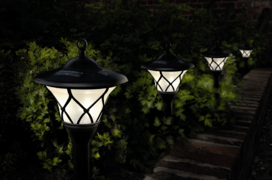 Top 6 best outdoor solar lights 2017 ranking best solar powered solar lights aloadofball Choice Image