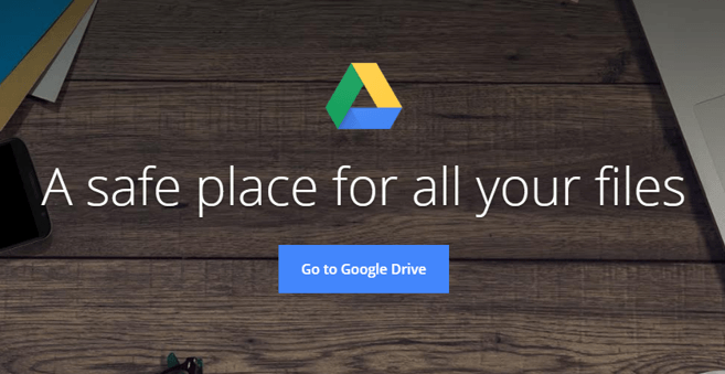 Google Drive Top Productivity App
