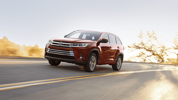 best SUV with third row seating