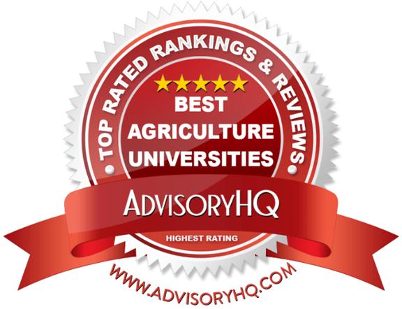 Best Agriculture Universities
