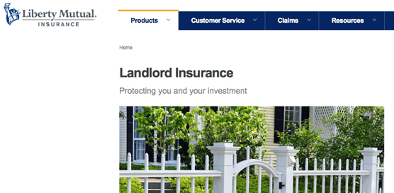 liberty mutual cheap landlord insurance
