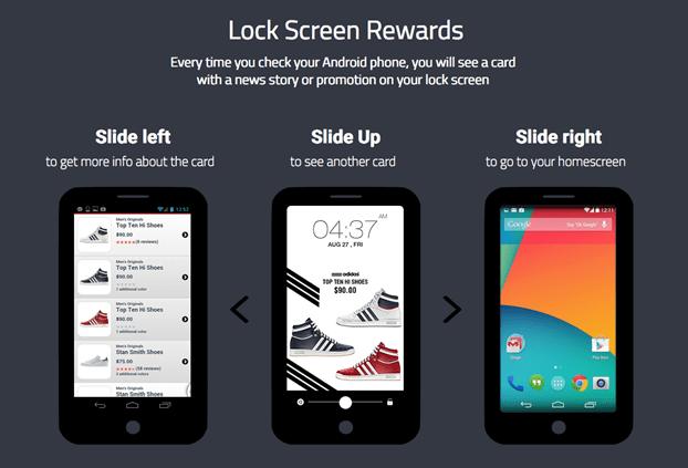 Slidejoy best money earning apps