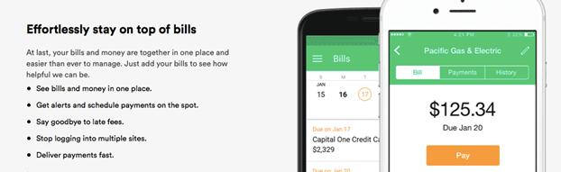 best personal finance apps -Mint