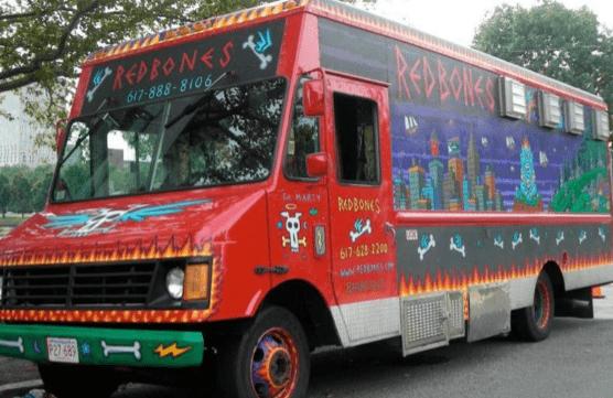 food trucks boston