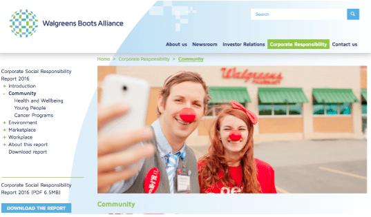health care services from Walgreens Boots Alliance