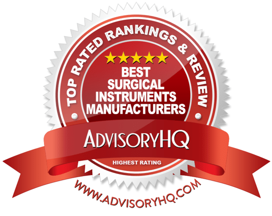 Top 6 Best Surgical Instruments Manufacturers | 2017 Ranking