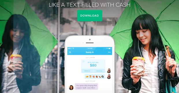 app to transfer money