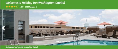 Holiday Inn Washington-Capitol - washington dc hotel deals