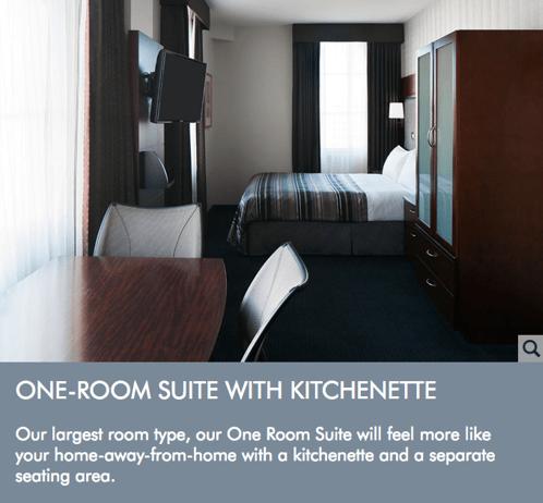 Club Quarters Hotel Washington DC - washington dc hotels