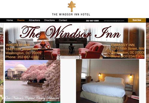 The Windsor Inn Hotel - best hotels in washington dc