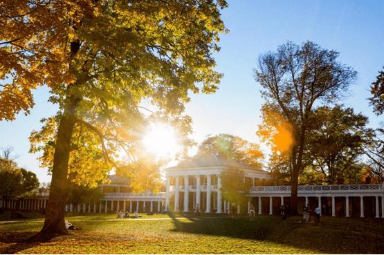 University of Virginia - top virginia colleges