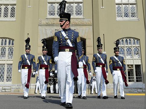 Virginia Military Institute - best colleges in va