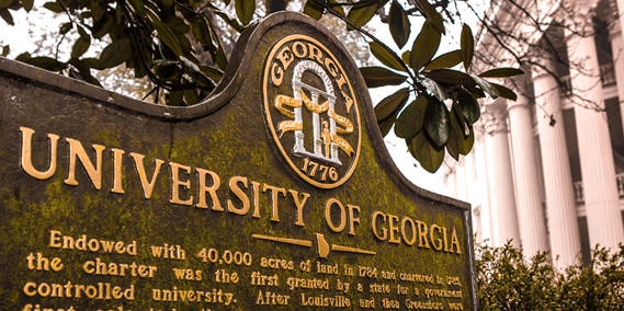 Largest Colleges in Georgia