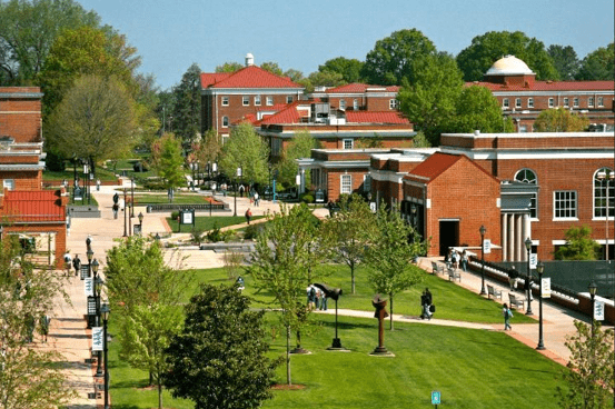 Longwood University - cheapest colleges in virginia