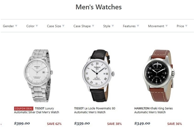 Jomashop Reviews | High-End Watches