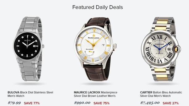 Luxury Watches for Men & Women