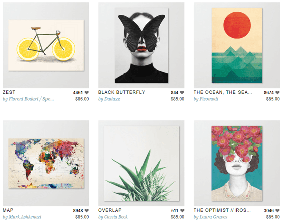 What is society6 is it the best place for affordable home for Society 6 promo code