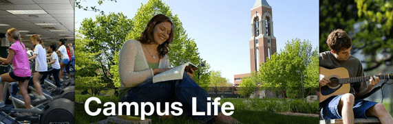 Ball State University - top colleges in indiana