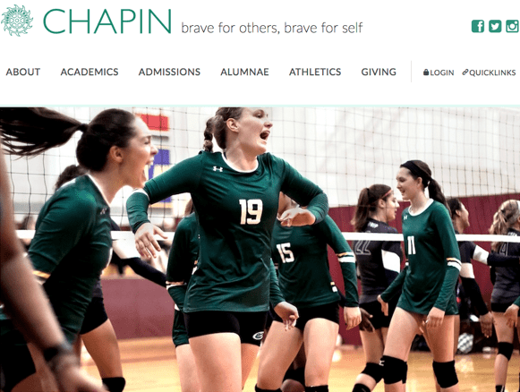 chapin school best high schools in nyc