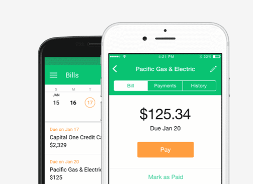Personal Finance Software by Mint