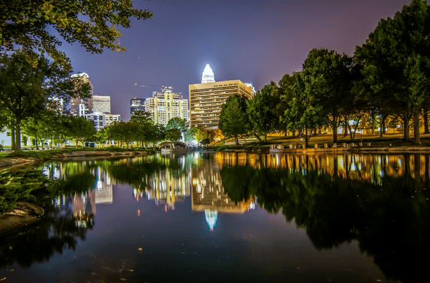 bank in charlotte, nc