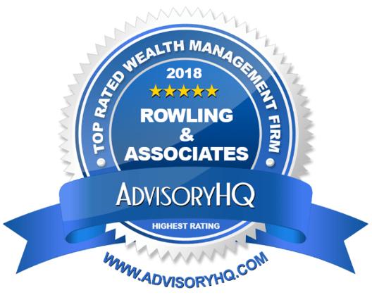 Rowling & Associates Award Emblem