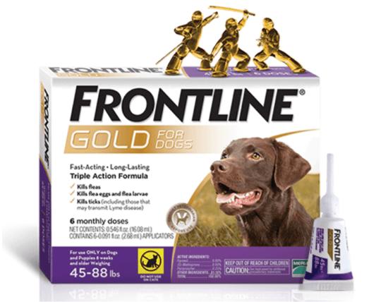 Frontline Reviews | Frontline Plus Ingredients