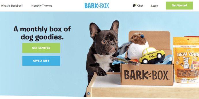 barkbox for cats