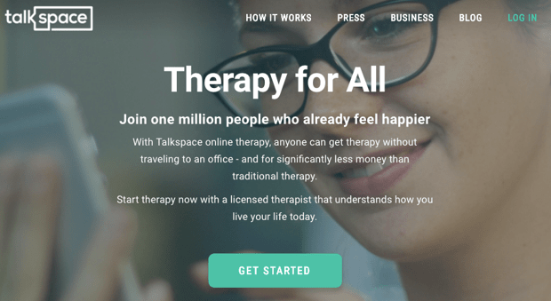 What is Talkspace Online Therapy?