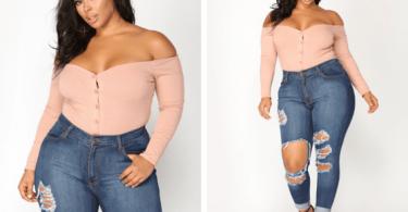 fashion nova plus size