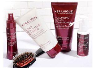 keranique scalp stimulating shampoo