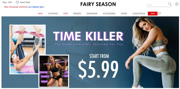 fairy season reviews