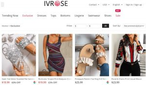 is ivrose legit