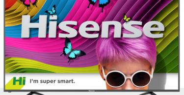hisense 65 inch tv